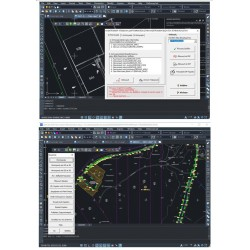 DelSurveyCad for ZWCAD