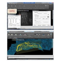 DelSurveyCad for Autocad